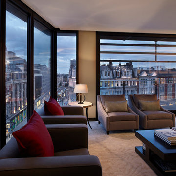 Contemporary Apartment, One Hyde Park