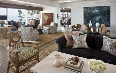 Accessories How To Combine Area Rugs In An Open Floor Plan