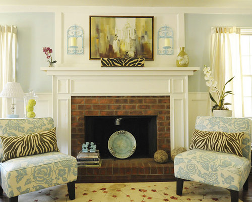 Fireplace Mantel Decorating Ideas Ideas, Pictures, Remodel And Decor