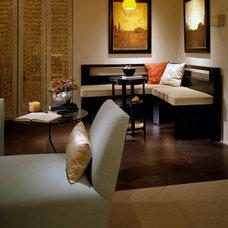 Modern Living Room by Anthony Wilder Design/Build, Inc.