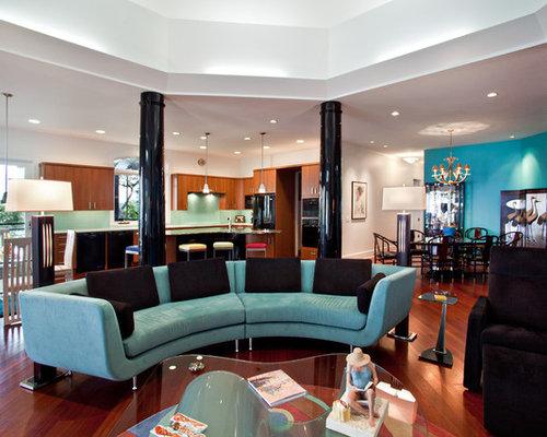 Aqua Sofa Home Design Ideas Pictures Remodel And Decor