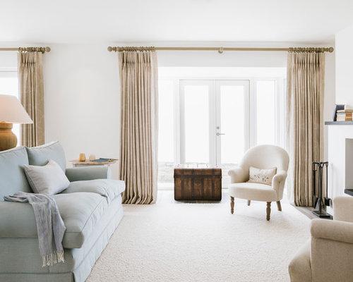 Coastal Living Room Ideas Photos
