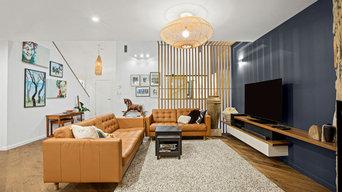 Contemporary Coastal Style House
