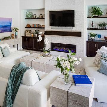 Contemporary comfort in Carmel Valley