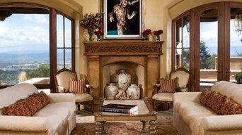 Contemporary Comfort - Santa Fe Interior Design