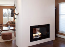 What make is the fireplace and where can I find it?
