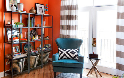 Room of the Day: A Chicago Living Room Puts Boyishness Behind