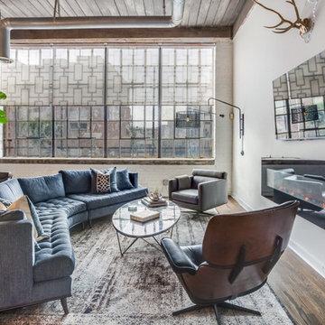 Contemporary Cool Loft