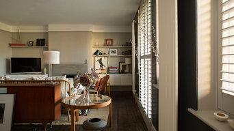 Contemporary Deco Home Nr Bath