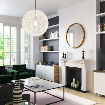 Contemporary Eclectic