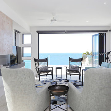 Contemporary European Style By The Sea