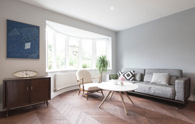 Houzz Tour: A Dated 1960s End-of-terrace Gets a Scandi Makeover
