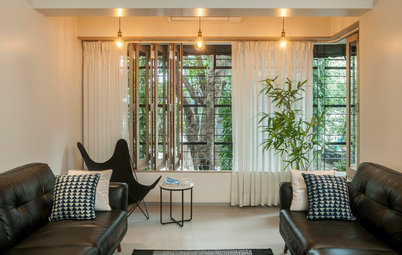 Mumbai Houzz: This Architect's Home Has a Different Take on Minimalism