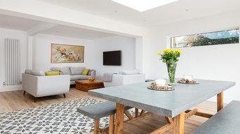 Contemporary Full Home Renovation