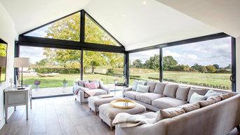Contemporary Garden Room Extension