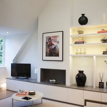 Contemporary Hampstead Residence, London NW3