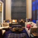 Bohemian Bunkroom Eclectic Bedroom Dallas By