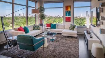 Contemporary Houston Home