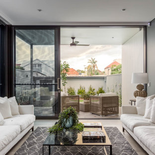 Contemporary Interiors & Classic Timbers in Bondi