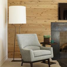 Contemporary Living Room by Tom Stringer Design Partners