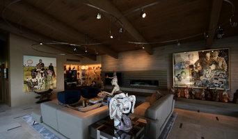 Contemporary Lighting Living Room Sacramento