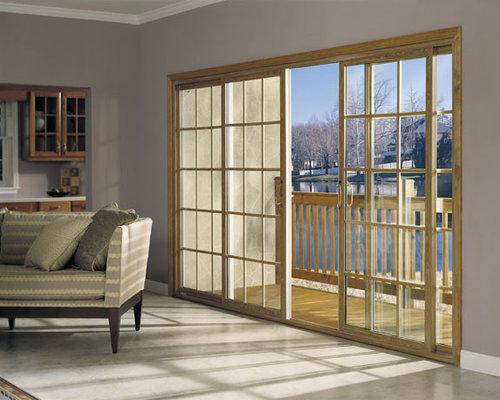 Replace Sliding Glass Doors Houzz