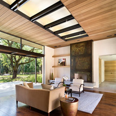 Contemporary Living Room by Arcanum Architecture
