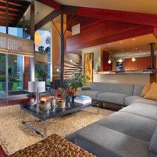 Mid Century Modern Architecture & Interiors