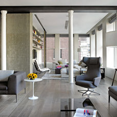 Contemporary Living Room by Axis Mundi