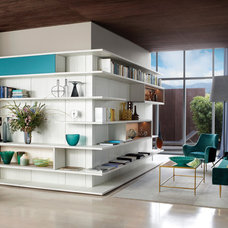 Contemporary Living Room by California Closets HQ