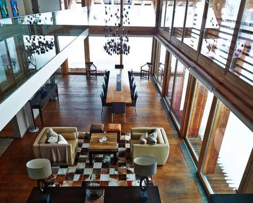 ski chalet interior home design ideas renovations photos