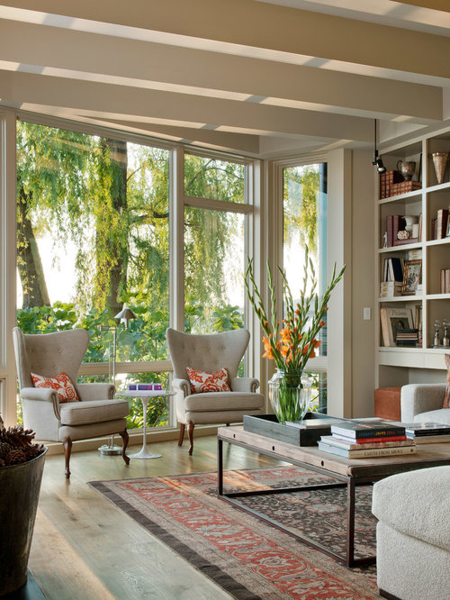 Large living room window home design ideas pictures - Large pictures for living room ...