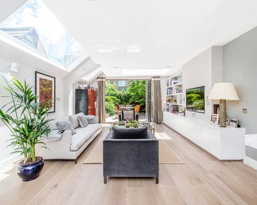 Living Room Plant Houzz