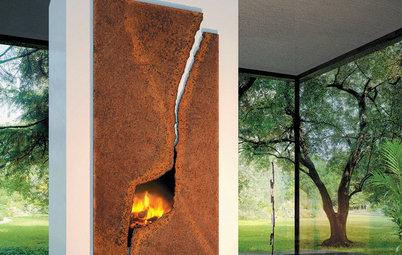 16 Stunningly Beautiful Fireplaces