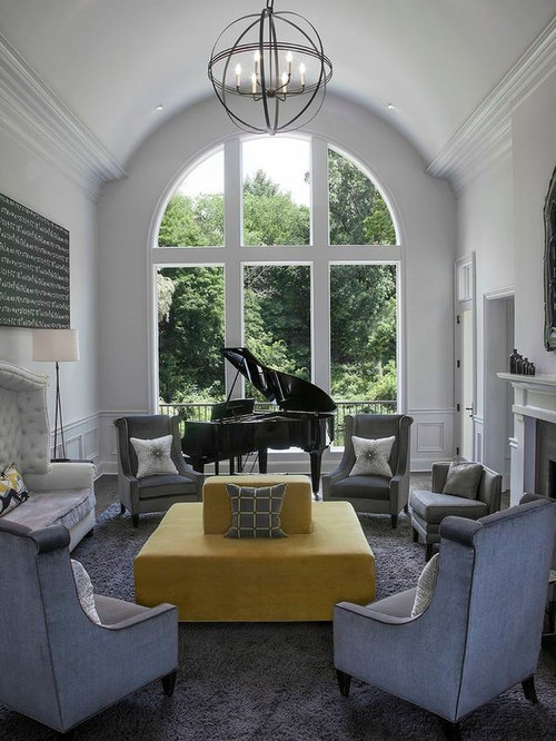 Best Piano Room Design Ideas Remodel Pictures Houzz