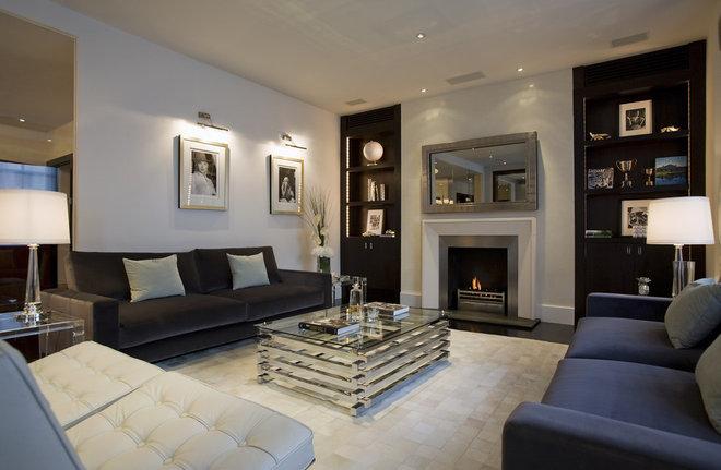 Contemporary Living Room Contemporary Living Room