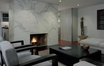 Surrounding the Fireplace with Texture