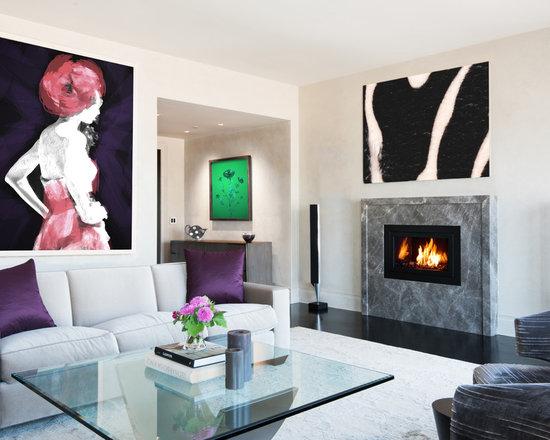 Fireplace Ideas Design Photos Houzz