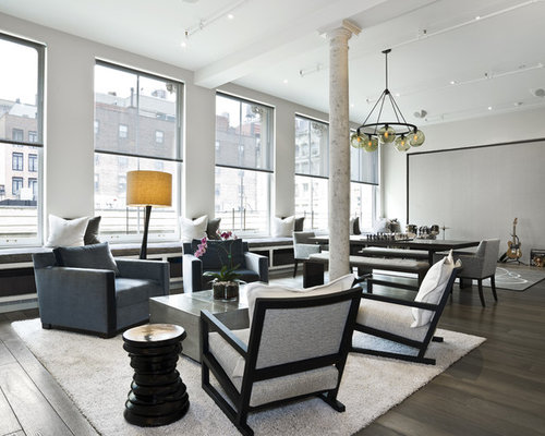 New York Loft Style Ideas, Pictures, Remodel and Decor
