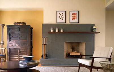 DIY Projects: Updating Your Fireplace