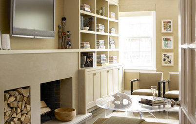 How to Design Built-Ins That Fit Your Needs