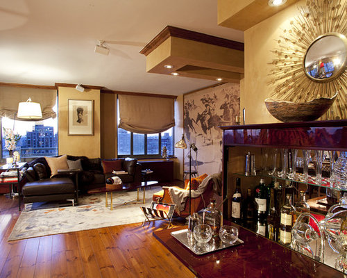 mini bar living room best mini bar cabinet design ideas amp remodel pictures houzz 15167