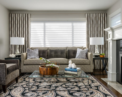 Ripplefold Drapery Ideas, Pictures, Remodel And Decor