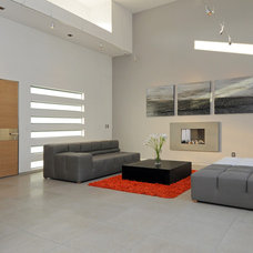Contemporary Living Room by Maydan Architects, Inc.