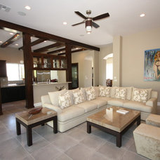 Contemporary Living Room by My Favorite Design, Inc.