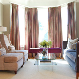 Living Room Curtains Ideas & Photos | Houzz