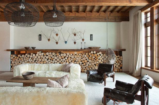 Contemporaneo Soggiorno Contemporary Living Room