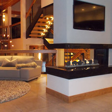 Modern Living Room by Ortal USA