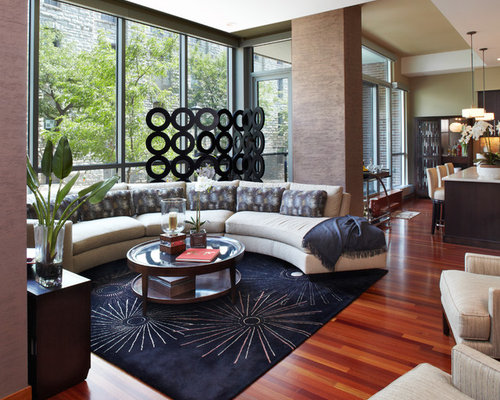 Half Moon Couch Home Design Ideas Renovations Photos