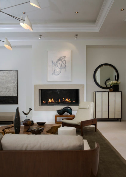 Modern Living Room by Peace Design